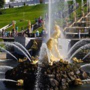 Samson fountain