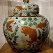 Vase period of the Ming Dynasty