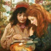 William Stewart MacGeorge The Goldfish Bowl