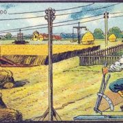 A very busy farmer