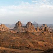 Ahaggar Mountains