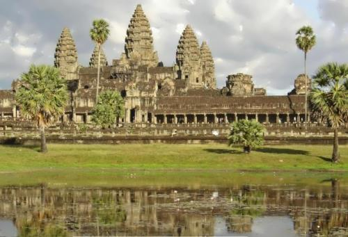 Angkor Wat – the biggest temple