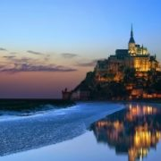 Attractive Mont Saint-Michel