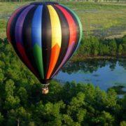 Attractive balloon
