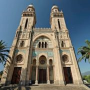 Basilica of St. Augustine in Annaba