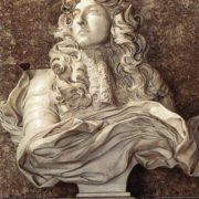 Bust of Louis XIV by Gianlorenzo Bernini