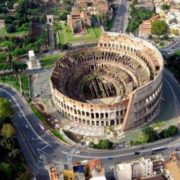 Picturesque Coliseum