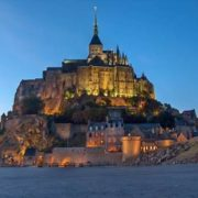 Graceful Mont Saint-Michel