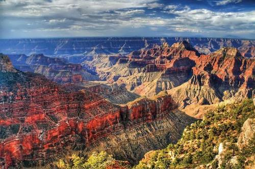 Grand Canyon - Nature's Masterpiece