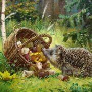 Great hedgehog