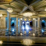 Inside Kul Sharif
