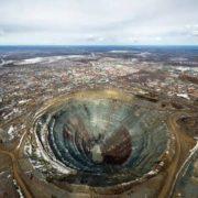 Interesting diamond mine