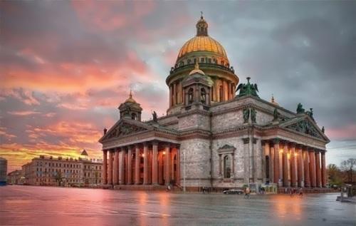 Isaakievskiy Sobor - Saint Isaac's Cathedral
