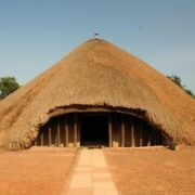 The Kasubi Tombs are the burial place of the kings of the Buganda kingdom