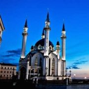 Charming mosque