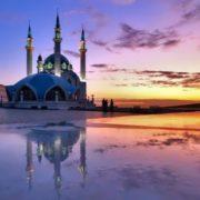 Beautiful Kul Sharif Mosque