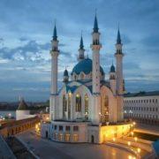 Magnificent mosque