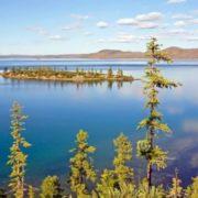 Labynkyr Lake