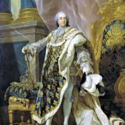 Louis XV by Louis-Michel van Loo