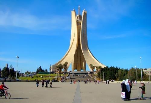 38 gorgeous photos of Maqam Echahid in Algeria : Places : BOOMSbeat