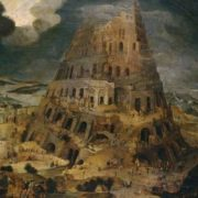P. Bruegel the Younger. Construction of the Tower of Babel