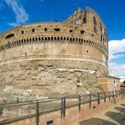 Picturesque Castel Sant'Angelo