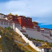 Beautiful Potala Palace