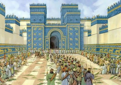 Road to Babylon