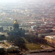 Senate Square and St. Isaac's Cathedral