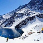 Ski Resort Portillo