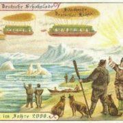 Summer vacation at the North Pole