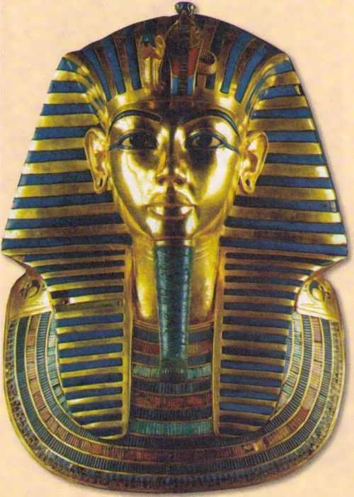 The mystery of the tomb of Tutankhamun