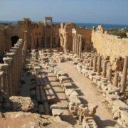 Basilica of the Roman emperor Septimius Severus