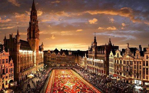 Belgium - prosperous country