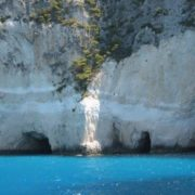 Blue Caves in Zakynthos