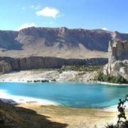 Blue Lakes of Band-e Amir