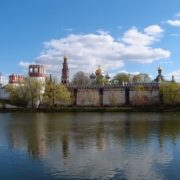 Gorgeous Novodevichy Convent