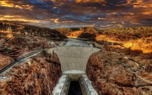 Hoover Dam - Boulder Dam