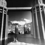 Hoover Dam - popular tourist attraction