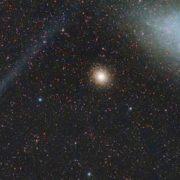 Interesting comet