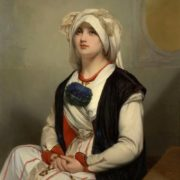Jan Frans Portaels, The Sicilian Girl