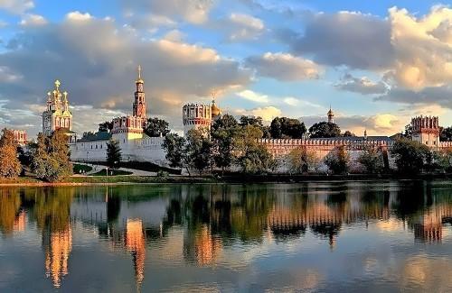 Novodevichy Convent - Bogoroditse-Smolensky Monastery