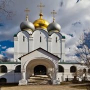 Pretty Novodevichy Convent