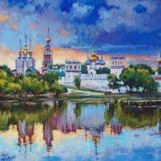 Slutskaya Irina. Novodevichy Convent