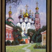 Solovev Anatoly. Novodevichy Convent