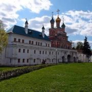 Stunning Novodevichy Convent