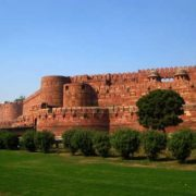 Amazing Red Fort of Agra