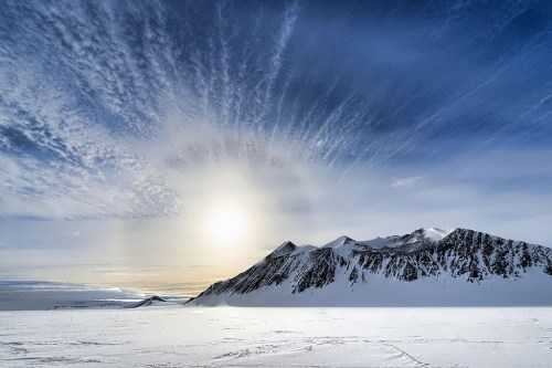 Antarctica – coldest continent