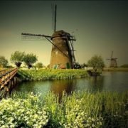 Awesome windmill