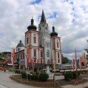 Basilica of the Nativity of the Virgin Mary, Mariazell